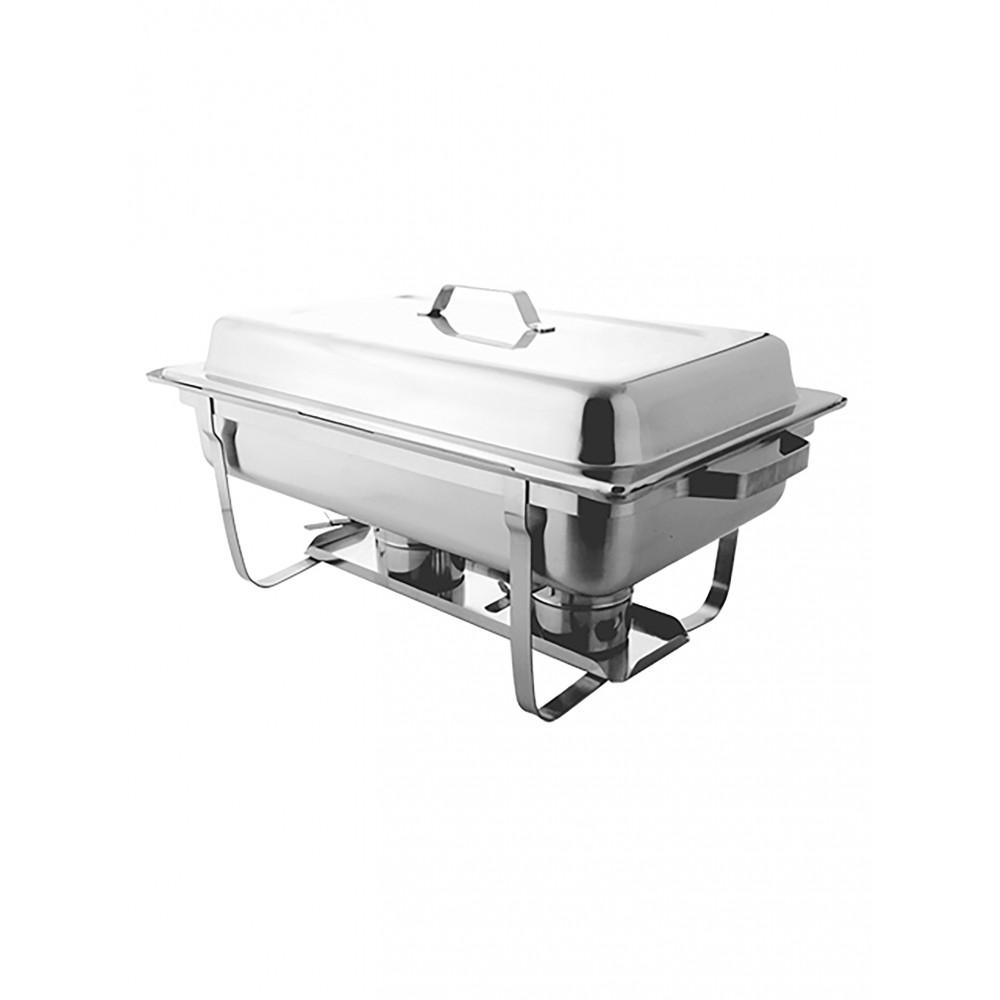 Chafing Dish - H 29 x 61 x 35.3 CM - 1.9 KG - RVS - MaxPro - 921110