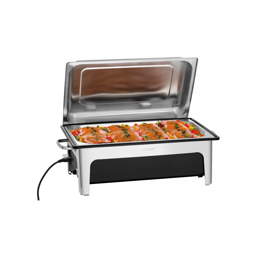 Chafing dish - Elektrisch - 1/1 GN - Bartscher - 500830