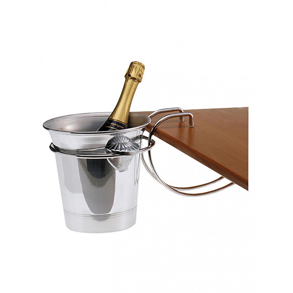 Tafelbeugel Wijnkoeler - 50 CM - 0.63 KG - Ø21 CM - RVS - 110150