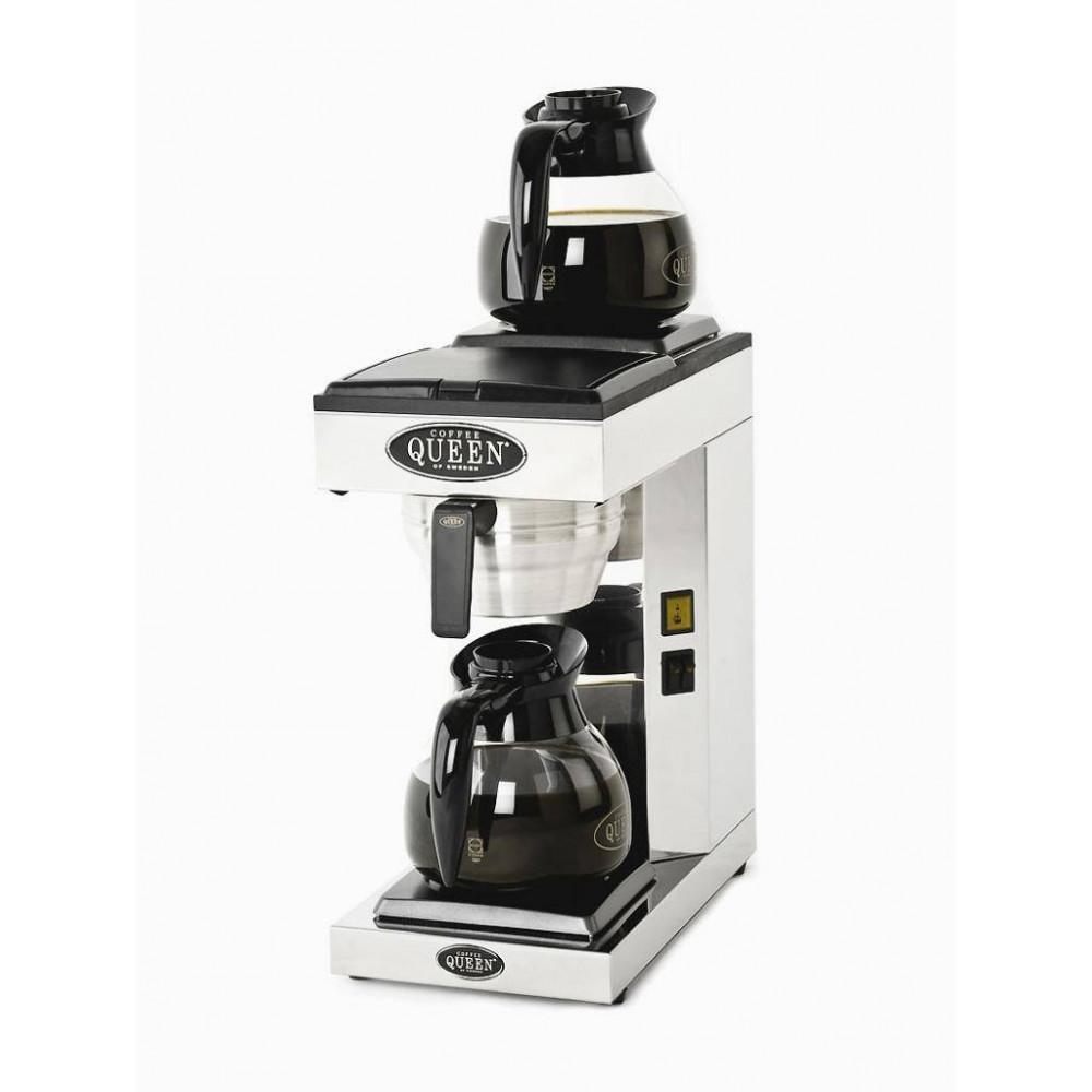 koffiepercolator- 1 groep + 2 platen