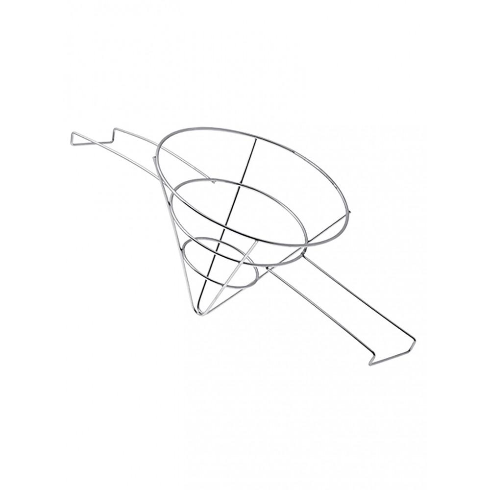 Houder Vetfilter - 0.26 KG - RVS - 894002