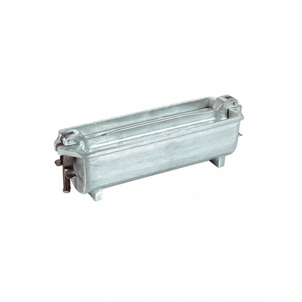 Pate Vorm - Aluminium - L 25 CM - 065001