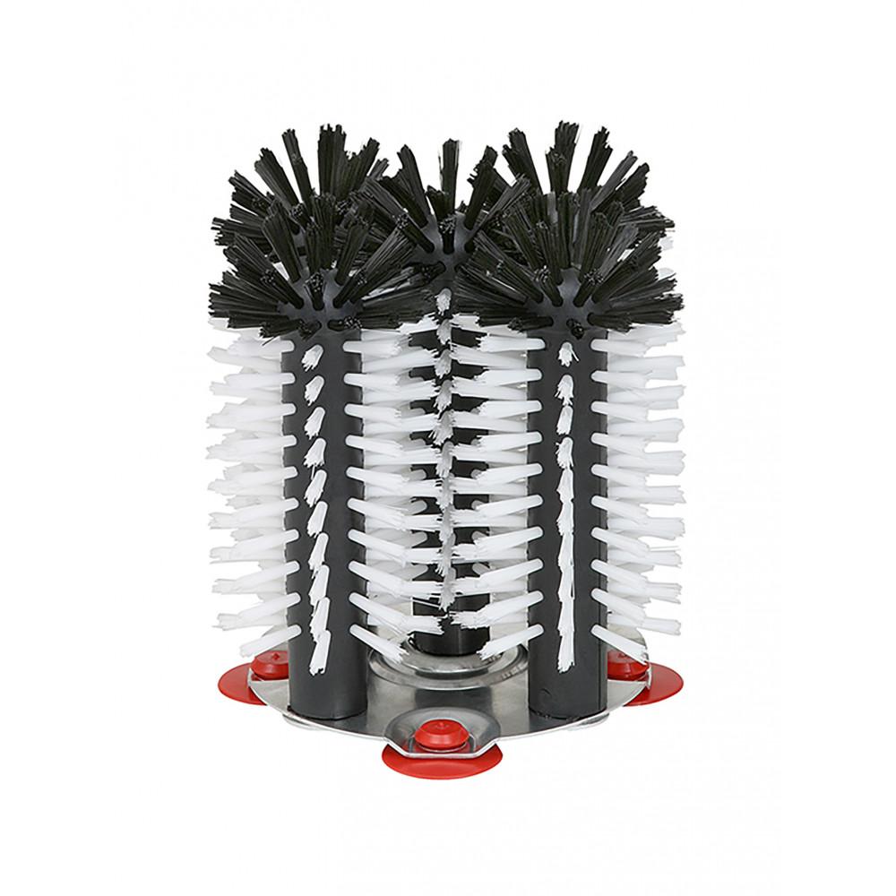 Spoelborstel - 5-delig - Aluminium voet - Bar Professional - Tools - 527778