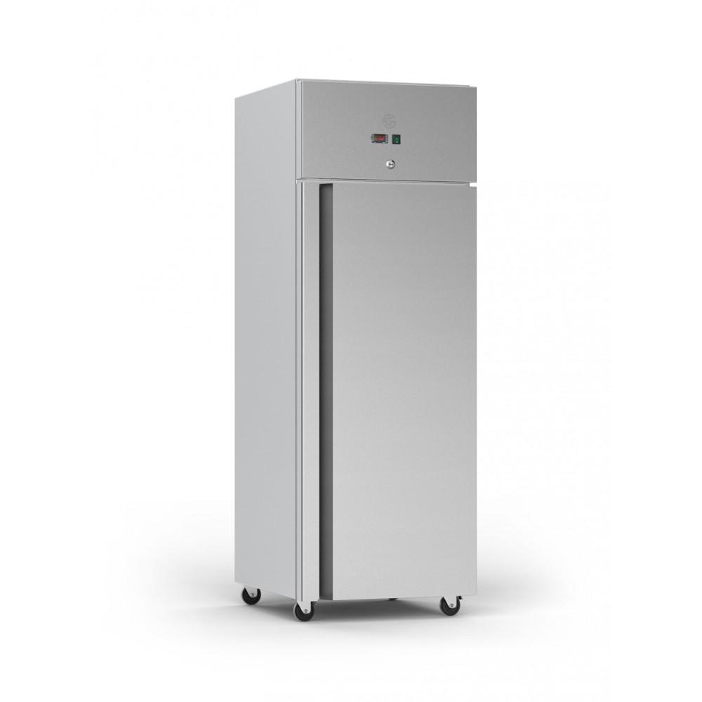 Horeca Koelkast - Promoline - 600 Liter - 1 deurs -  Wielen