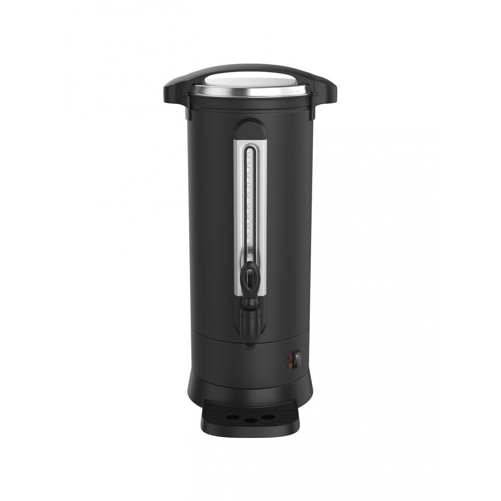 Koffie Percolator - 18 Liter - Zwart - Pro - Dubbelwandig - Promoline