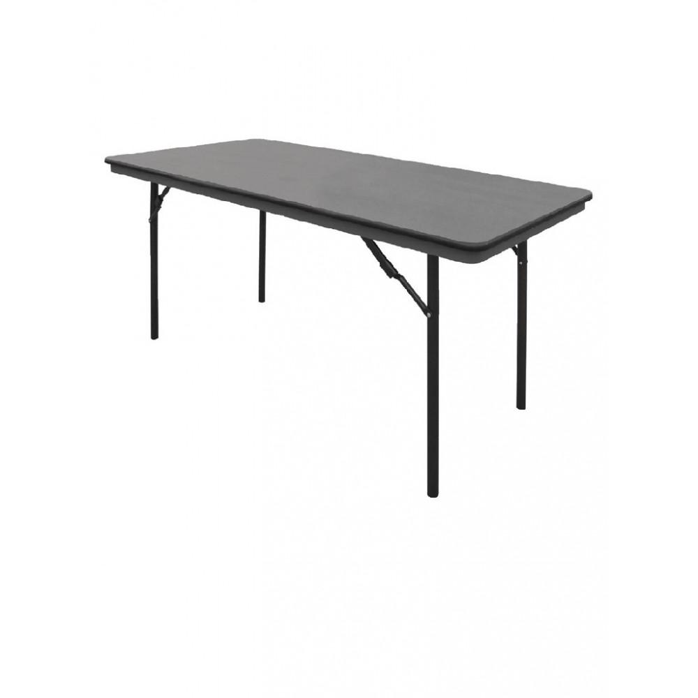 ABS rechthoekige inklapbare tafel 1,52m - GC595 - Bolero