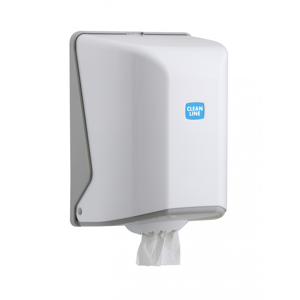 Papierrol Dispenser - Midi - Zwart - Promoline - Cleanline