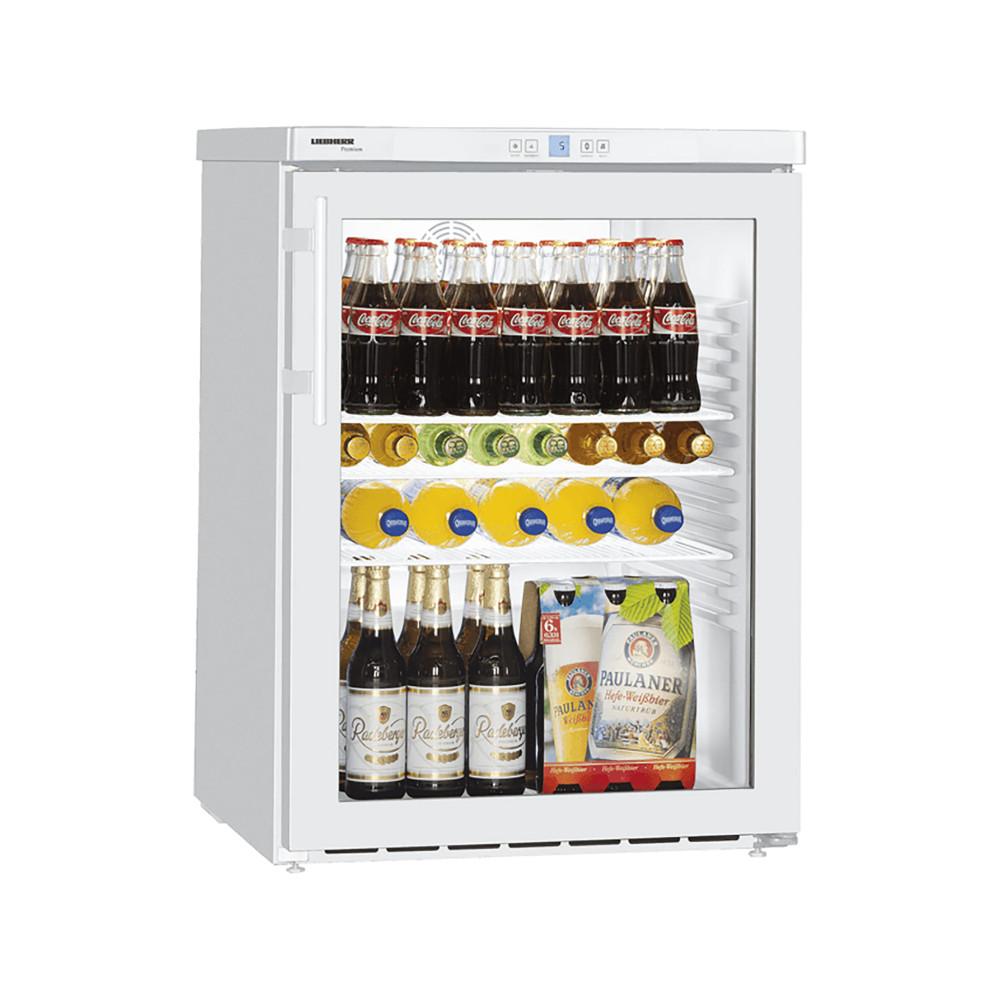 Koelkast tafelmodel - Wit - 130 Liter - 1 Deurs - Liebherr - FKUv1613-22
