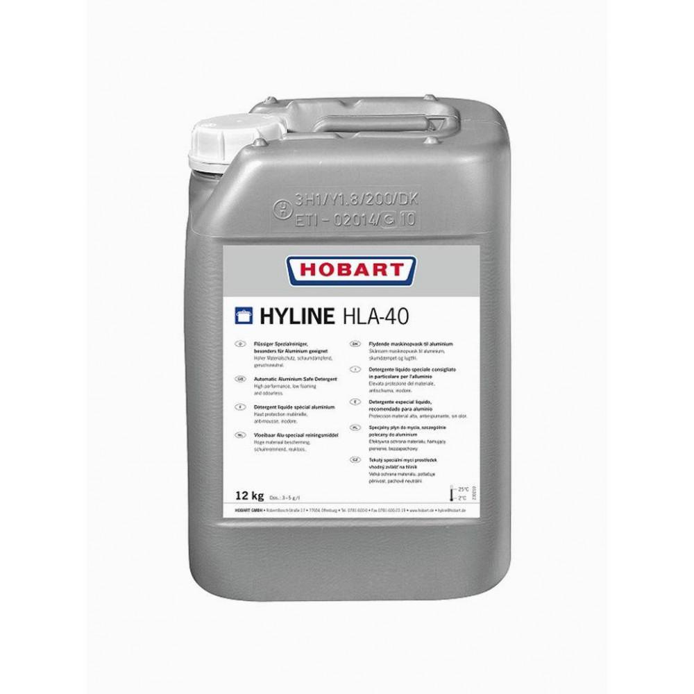 Vaatwasmiddel voor Aluminium - 12 KG - Hobart - HLA-40