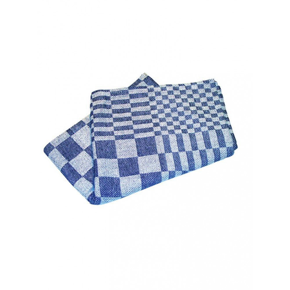 Keukendoek - Katoen - 65 x 65 CM - Blauw - 878010