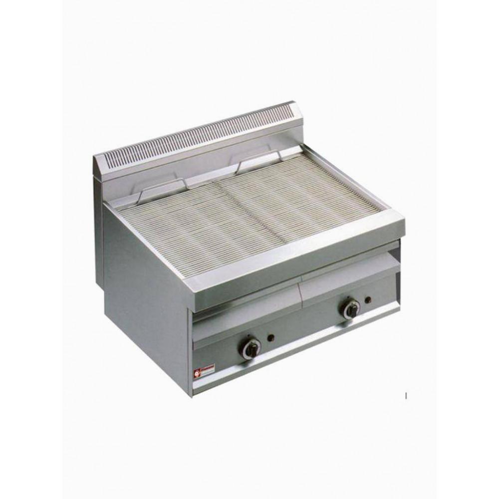 Gasstoom-grill - Met bakrooster - GV807 - Diamond