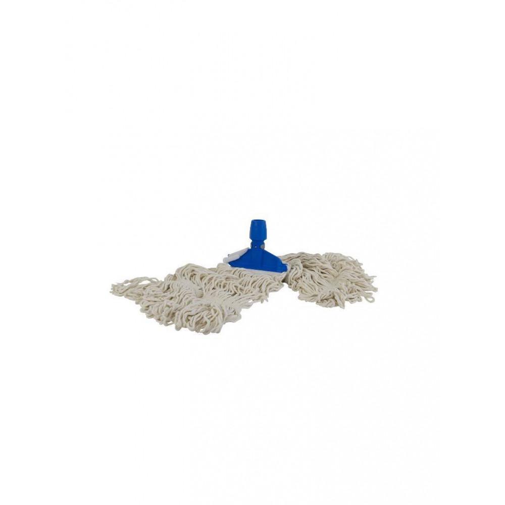 Dweilmop Premium - 400 Gram - Blauw - 130402