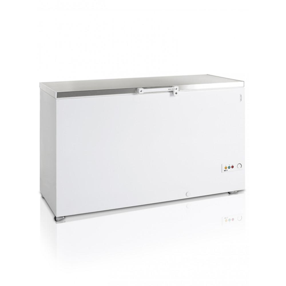 Horeca vrieskist - 500 Liter - RVS Deksel - Tefcold - FR505S-I