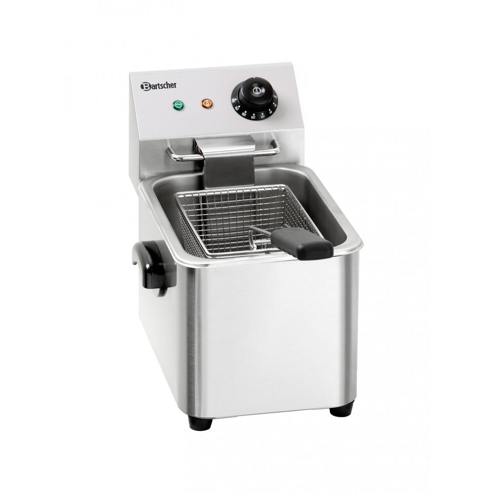 Friteuse - 4 Liter - 230V - Bartscher - A162410E