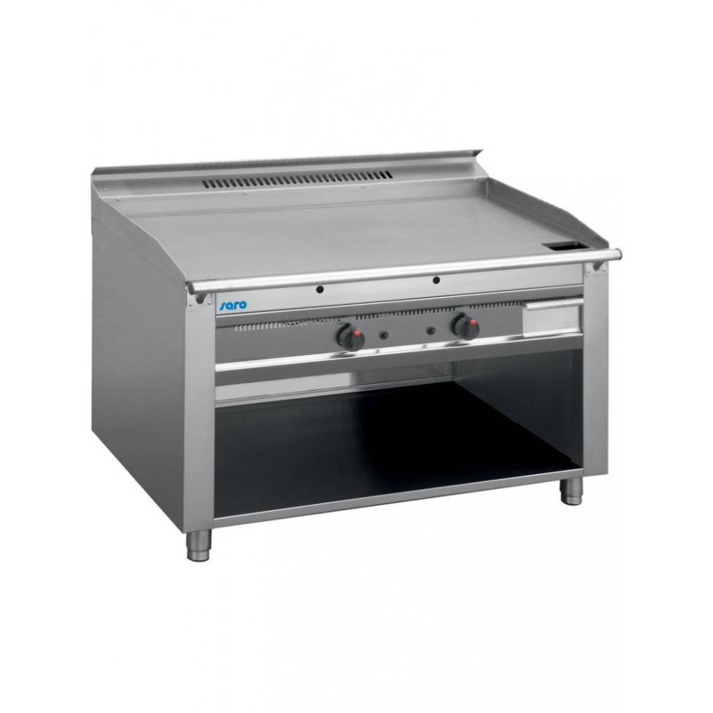 Teppanyaki Grill - Elektrisch - 2 Zones - Saro - 423-3200