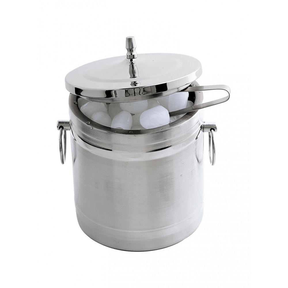 Ijsblokjes emmer - Met tang - 2 Liter - Promoline