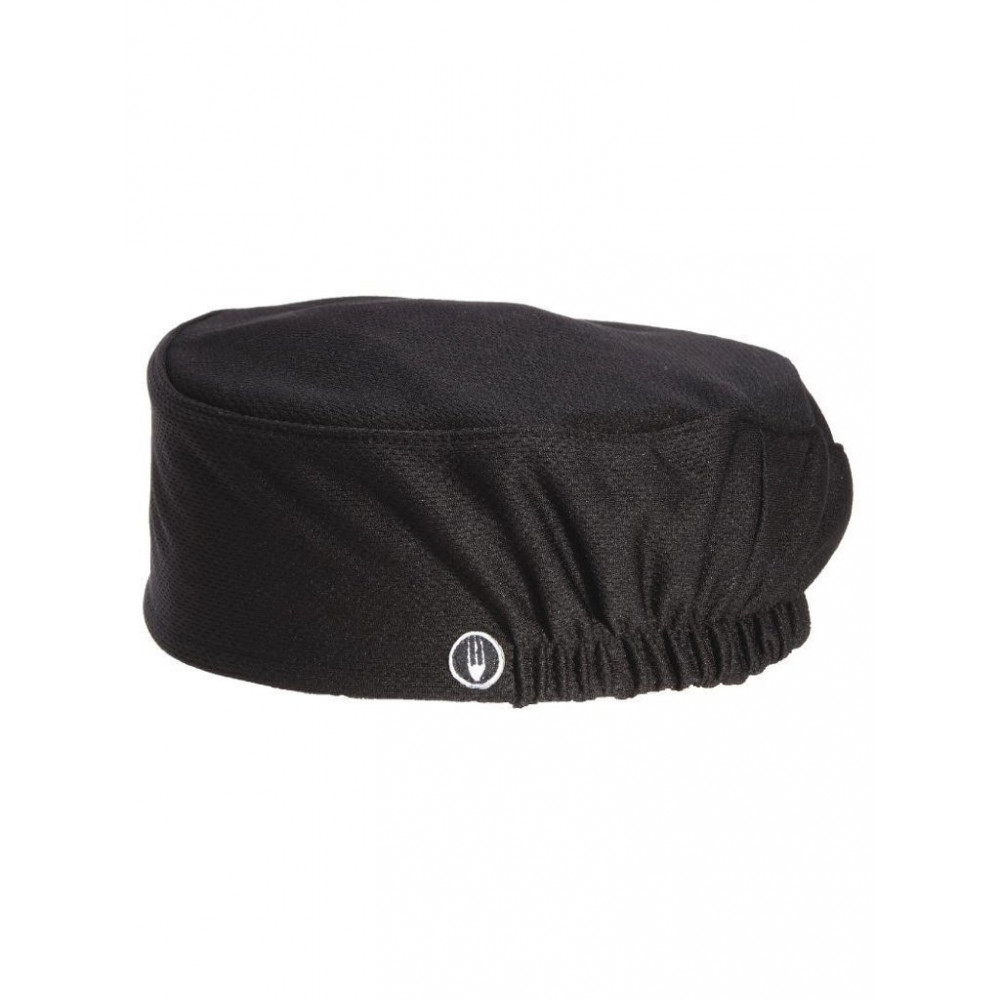 Total Vent beanie unisex - Zwart - Chef Works - A978