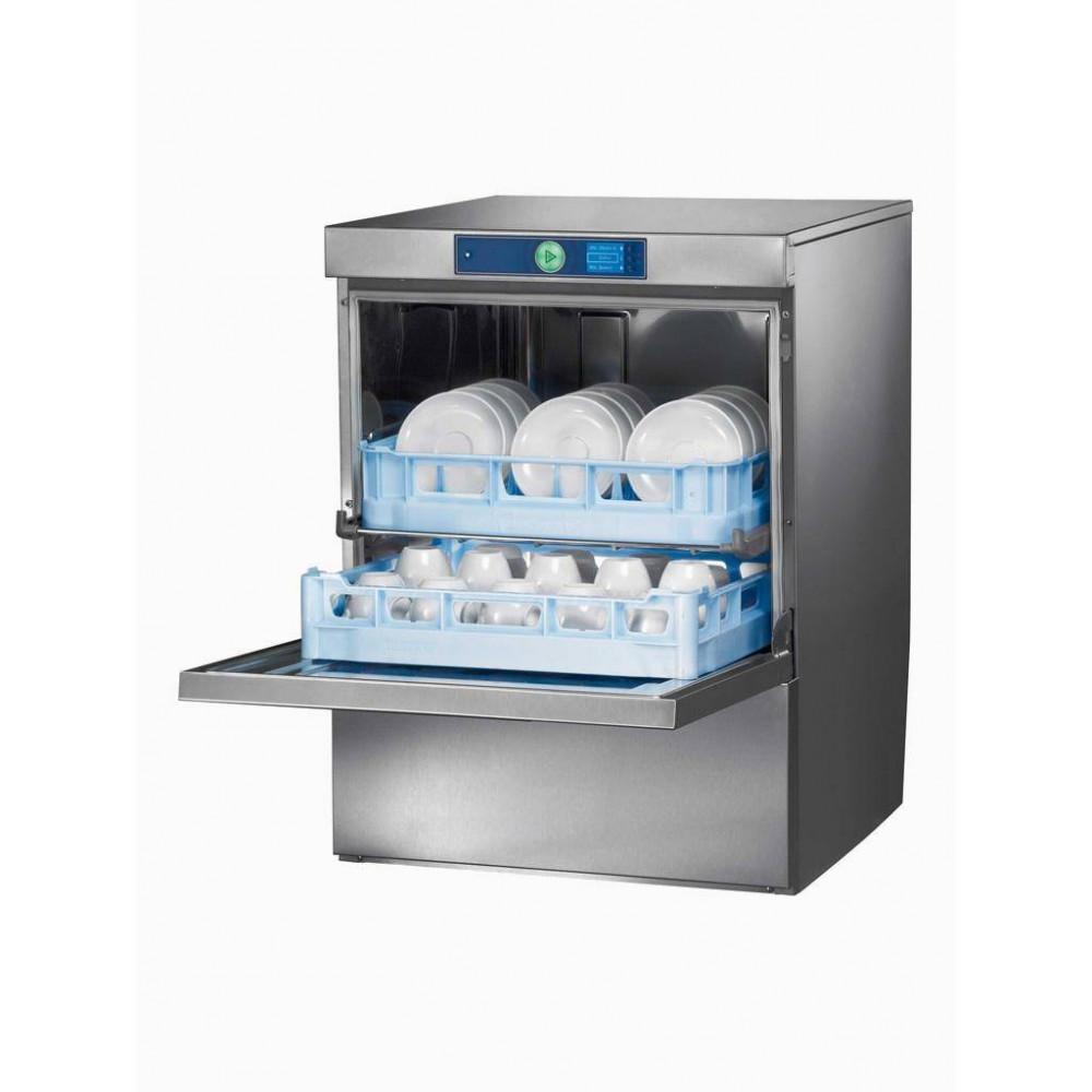 Hobart vaatwasmachine voorlader FXB-S met ingebouwde waterontharder