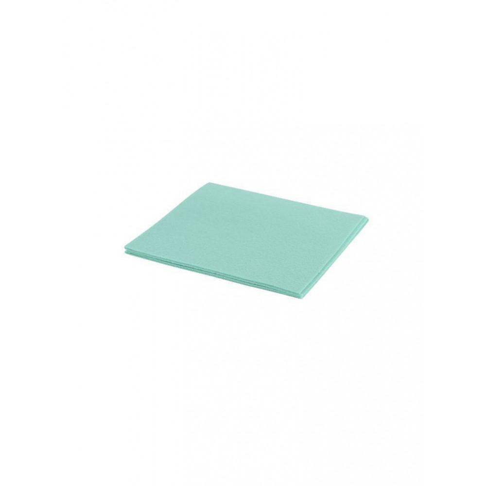 Reinigingsdoek - Viscose - 38 cm - Groen - 102093