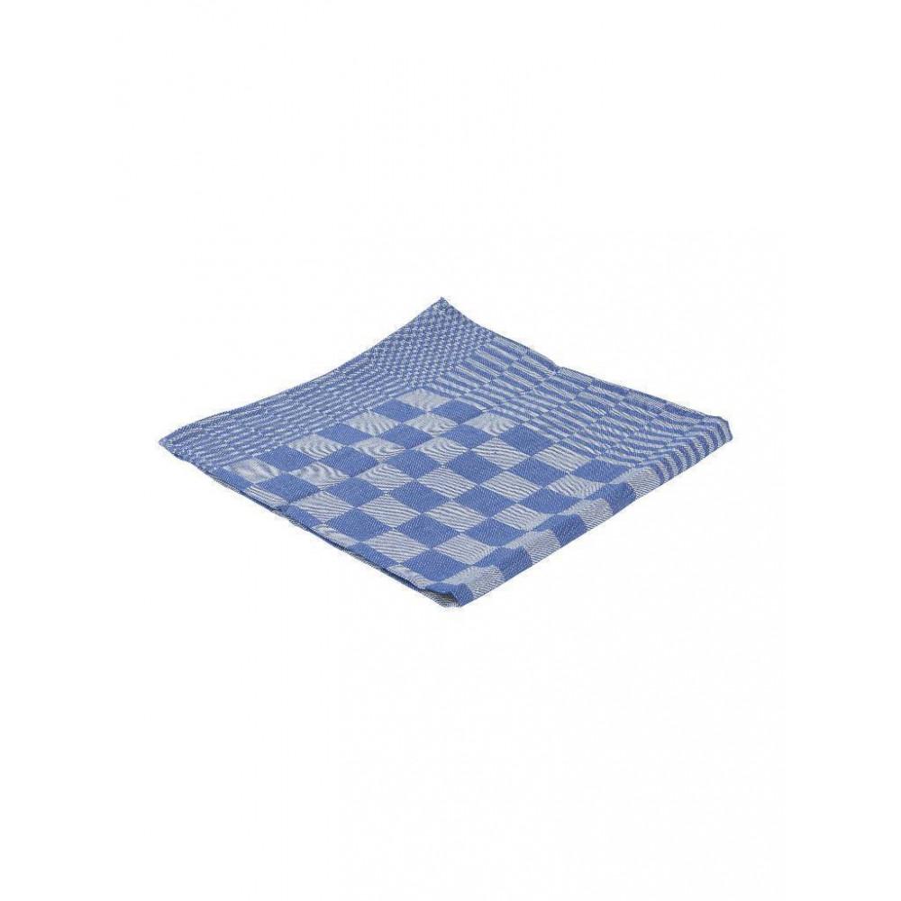 Theedoek - Blok - 65 cm - Blauw - 2020076