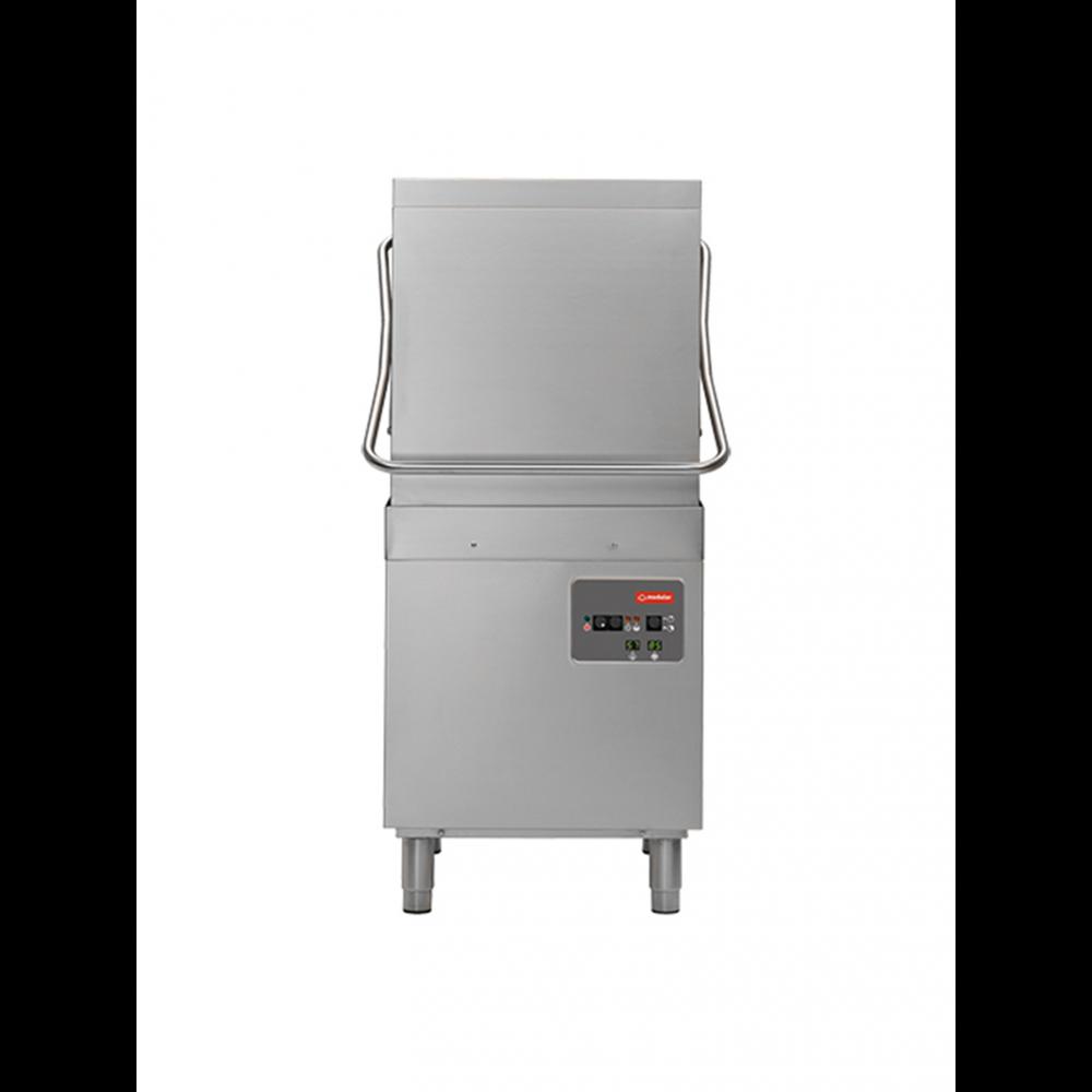 Vaatwasmachine - H 140.5 x 63.5 x 71.7 CM - 130 KG - 380 - 415 - Zonder - Stekker V - 6750 W - RVS 18/10 - Modular - 316570