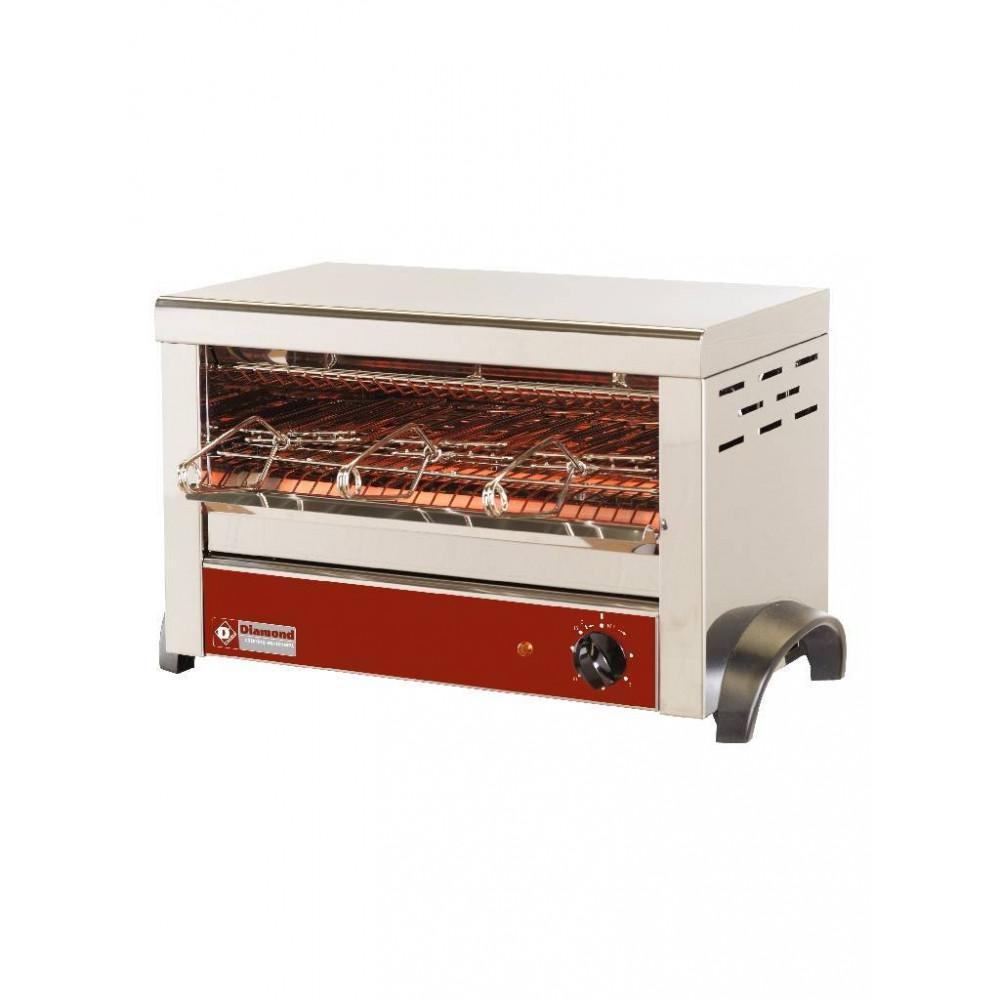 Toaster - 3 Tangen - M3-TOSTI/B - Diamond