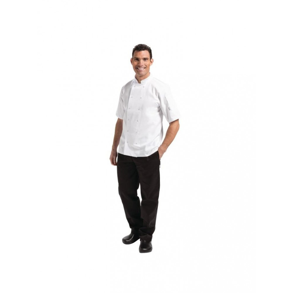 Vegas koksbuis - Wit - Whites Chefs Clothing