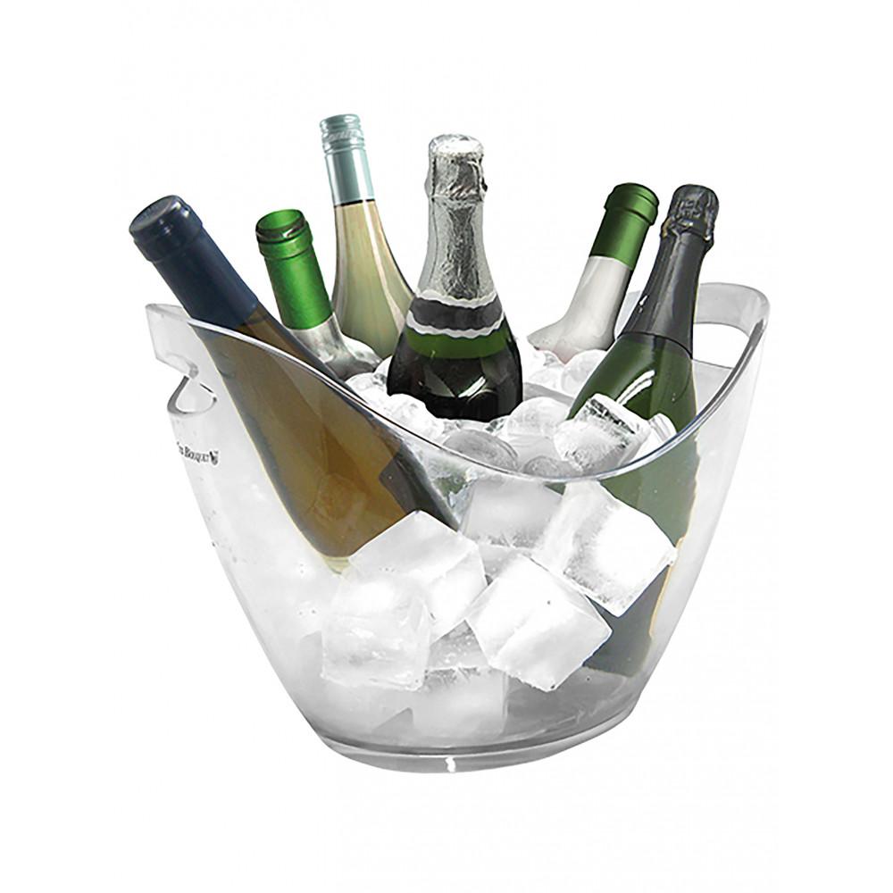 Wijnkoeler - H 35 x 26.5 x 26 CM - 1.04 KG - Polystyreen (Ps) - Vin Bouquet - 130257