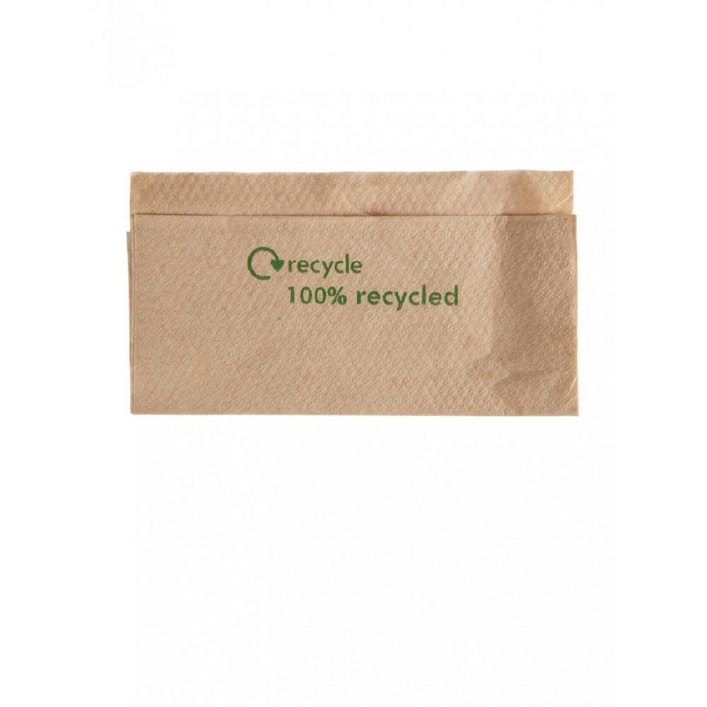 Composteerbare servetten - 32x30 cm - Kraftpapier - GH030