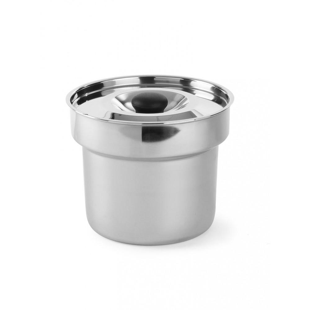 Chafing dish - Bain-marie pan - 4.2 liter - 1 stuk - Hendi - 470909