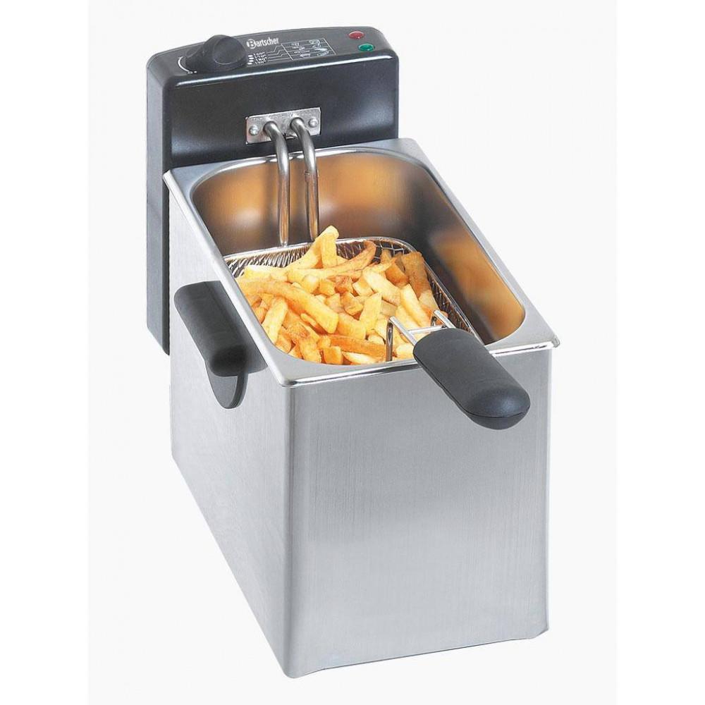 Horeca friteuse / frituurpan 4 liter | Bartscher