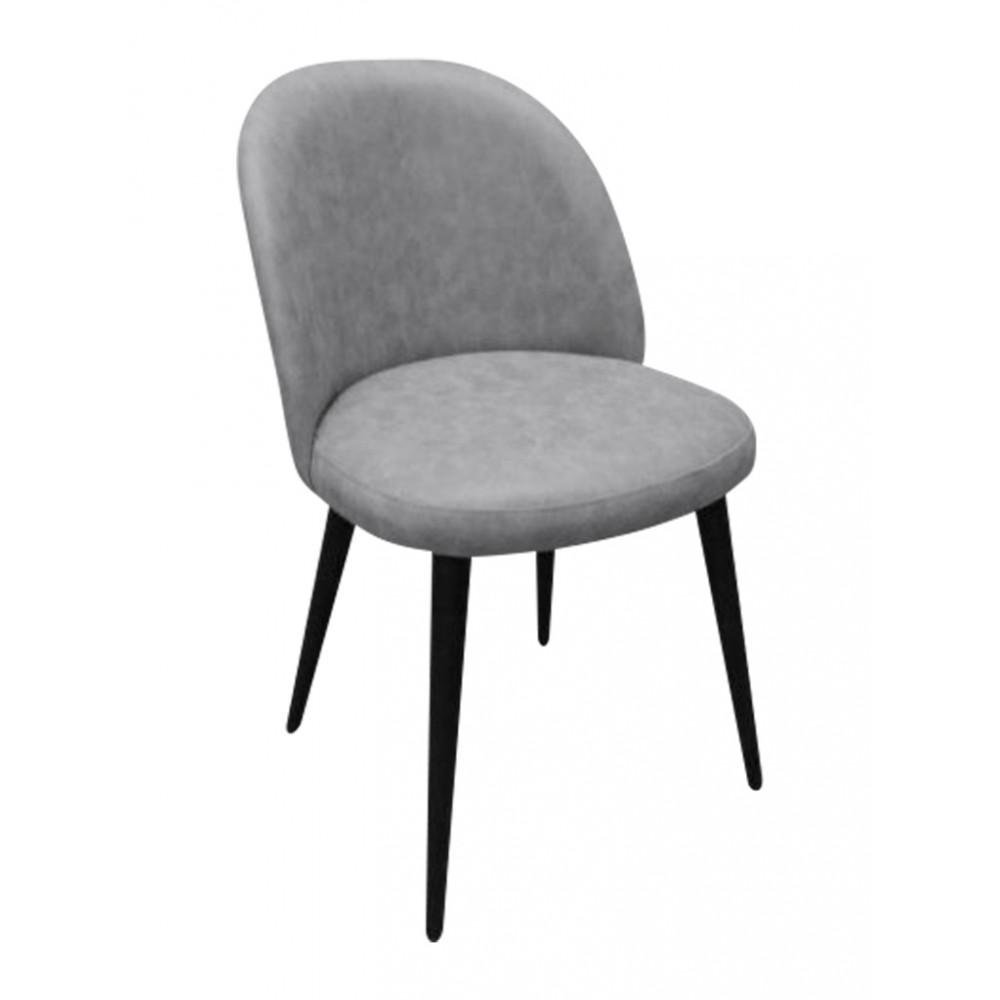 Horeca stoel - Lola - Velvet - Grijs - Promoline