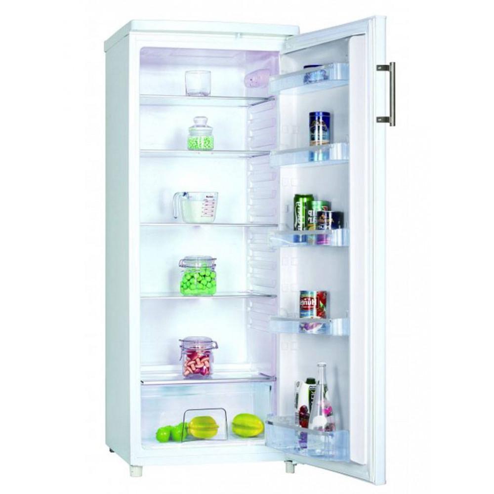 Frilec 240 liter - 1 deurs - Wit - BONN240-4RVA++   Horeca koelkast