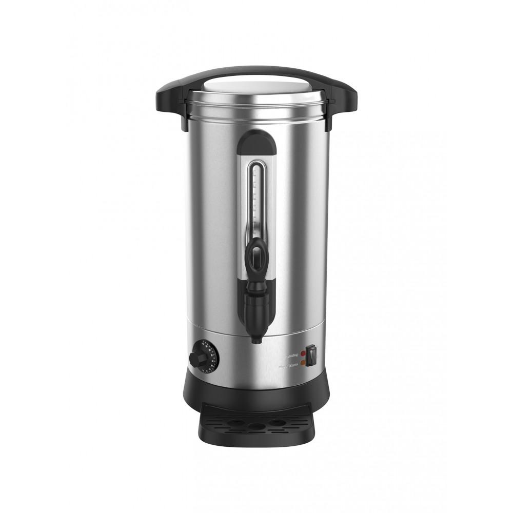 Waterkoker - 6 Liter - RVS - Pro - Dubbelwandig - Promoline