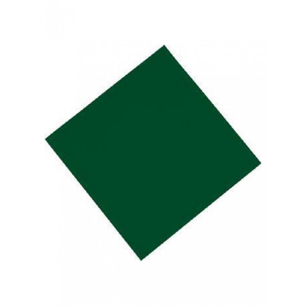 Professionele tissueservetten - Groen - 33x33 cm - CK876