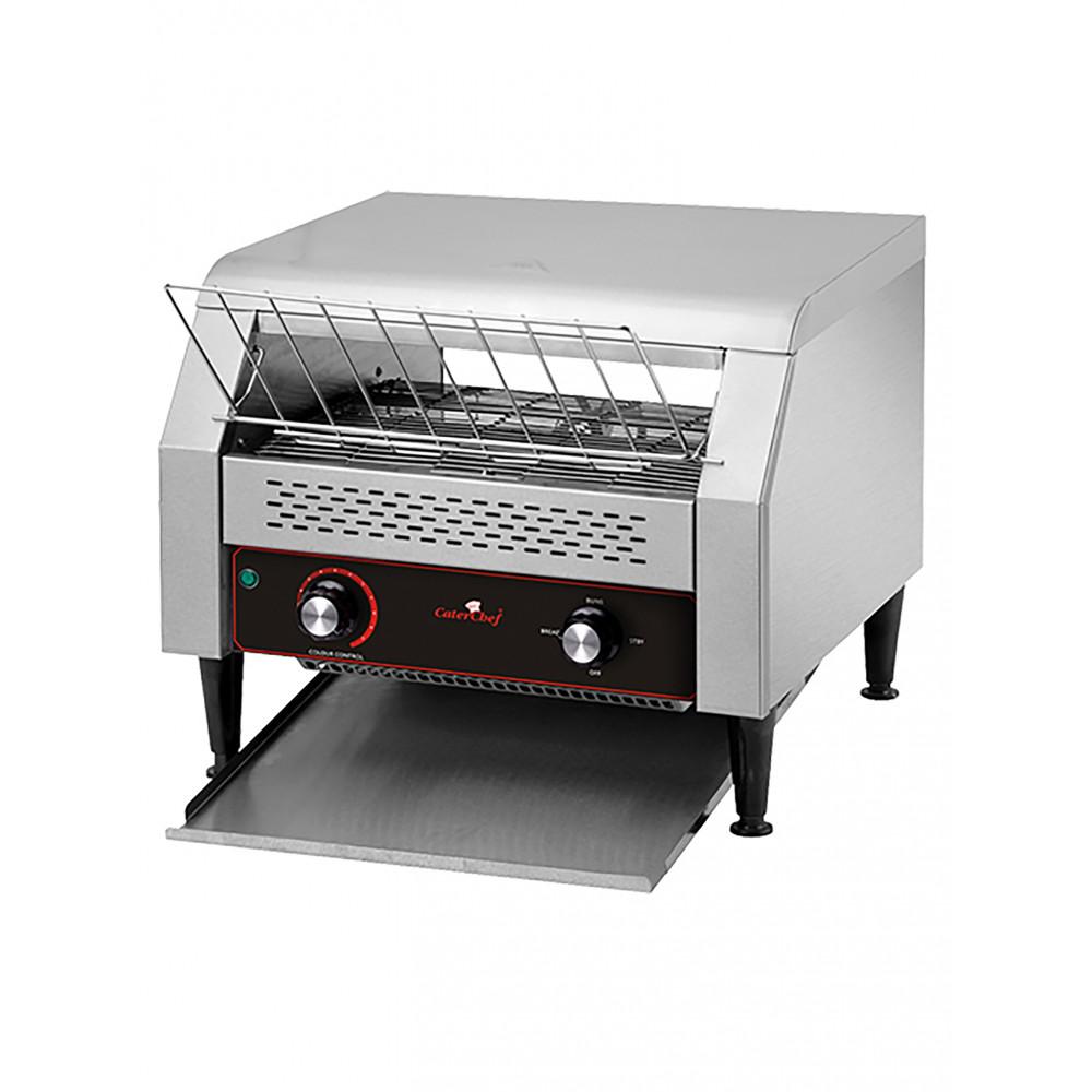 Conveyor Toaster - H 39.1 x 46.8 x 54 CM - 20.5 KG - 220 - 240 V - 2640 W - RVS - Caterchef