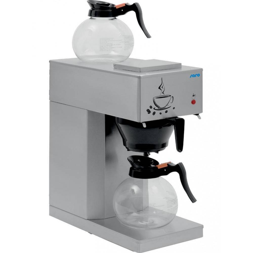Koffiezetapparaat - 2 Glazen kannen - Saro - 317-2090