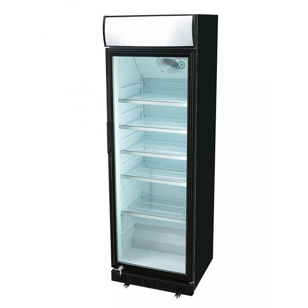 Gastro-Cool - 360 liter - 1 deurs - ELDC400.1XL | Koelkast glazen deur