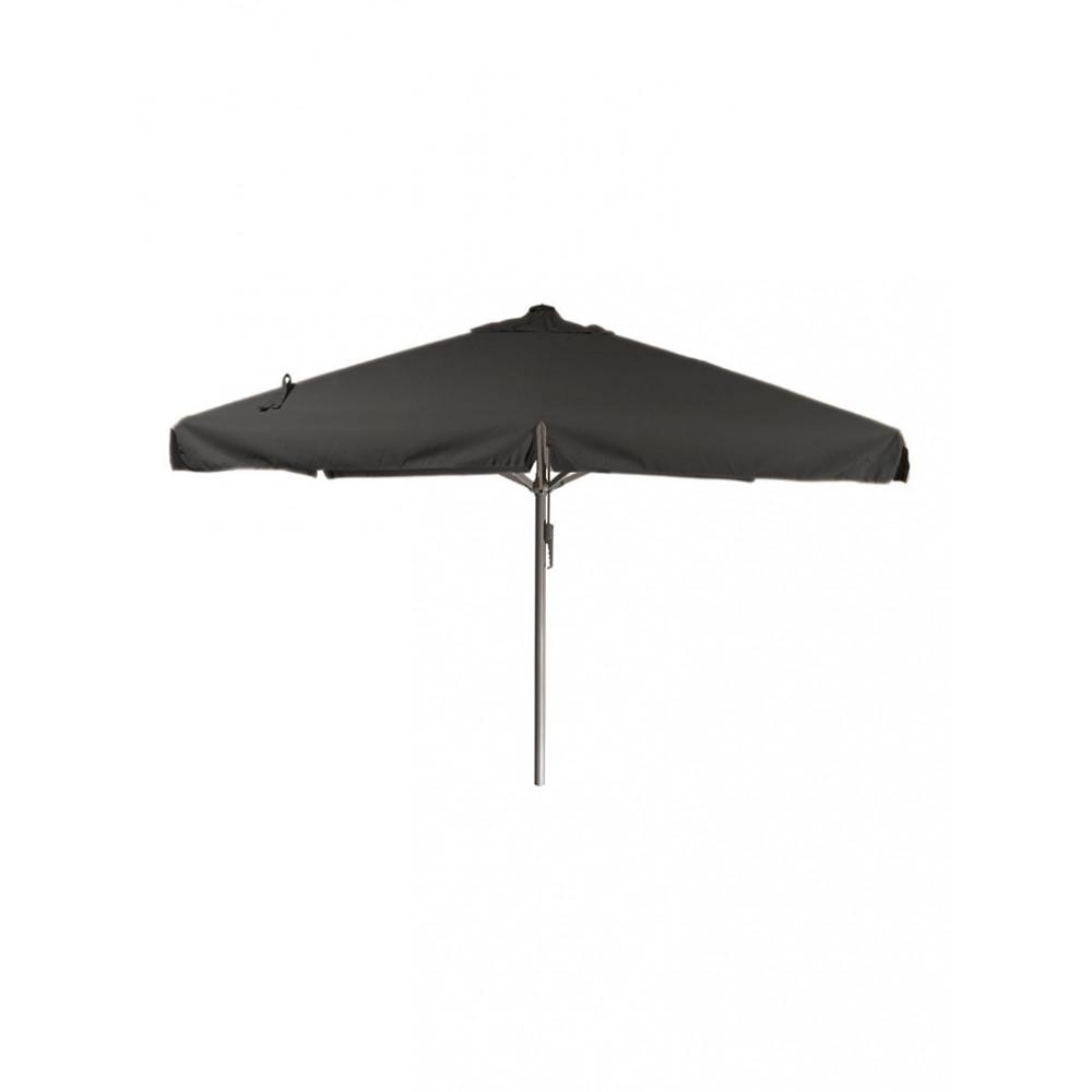 Horeca parasol - 500x500 cm - Zwart - Karin