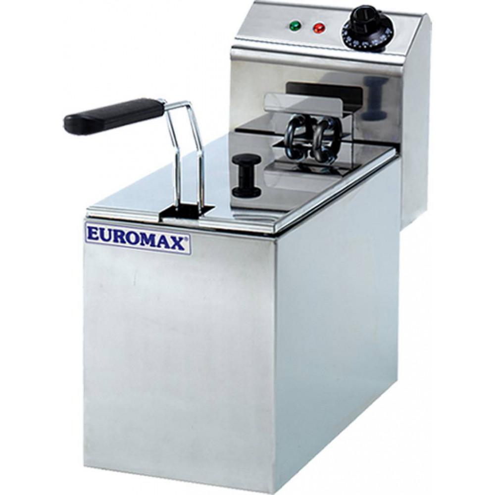 Horeca Friteuse enkel - 5 liter - Euromax