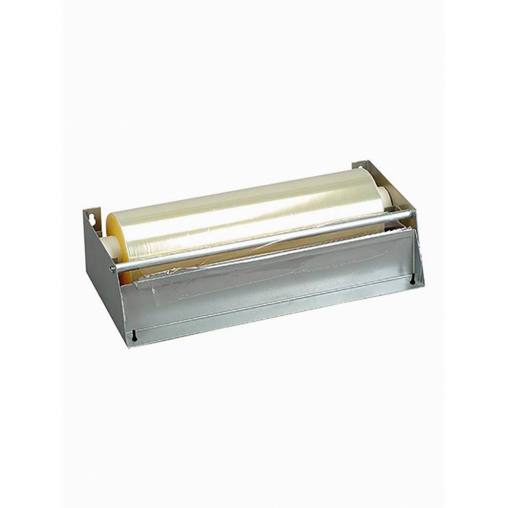 Folie dispenser - Metaal - H 8.5 x 34 x 16 CM - 024030
