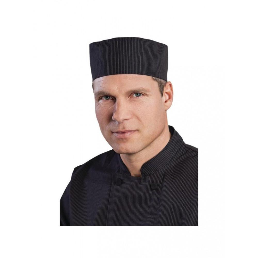 Cool Vent Beanie - Zwart-wit - Chef Works - B228