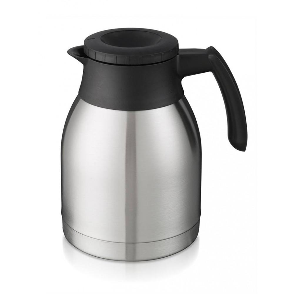 Thermoskan - Brew through - RVS - 1.0 liter - Bravilor