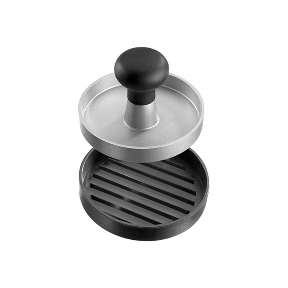 Tartaar / Hamburgerpers - Aluminium / Kunststof - Ø 11 CM - 016058