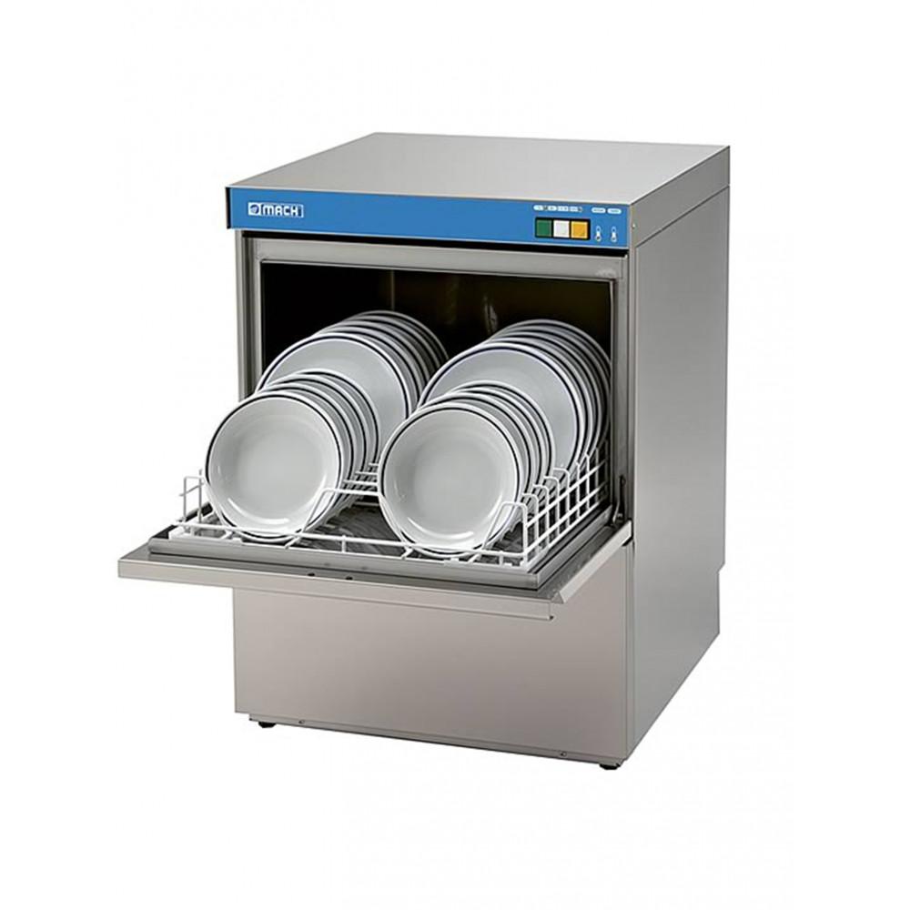 Vaatwasser Voorlader - 60 cyclussen p/u - Mach - TD9550