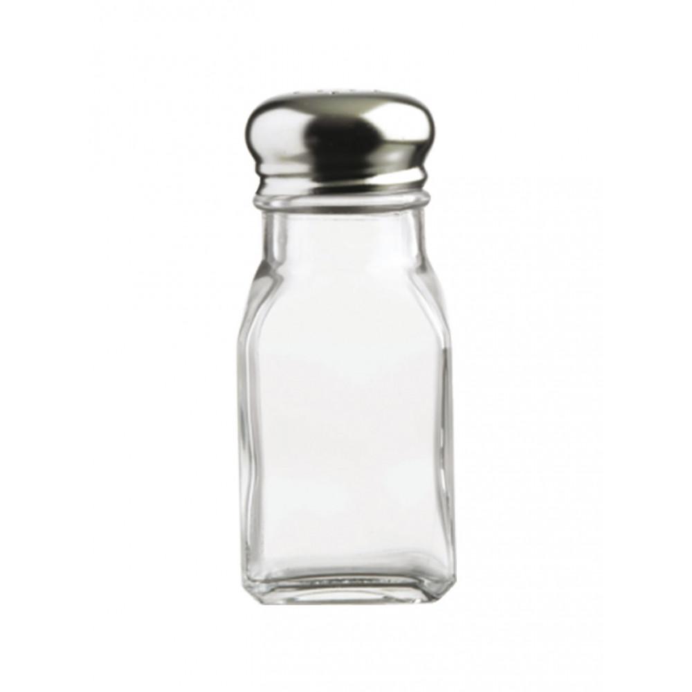 Peper en zoutstrooier - 100 ML - Glas - Promoline
