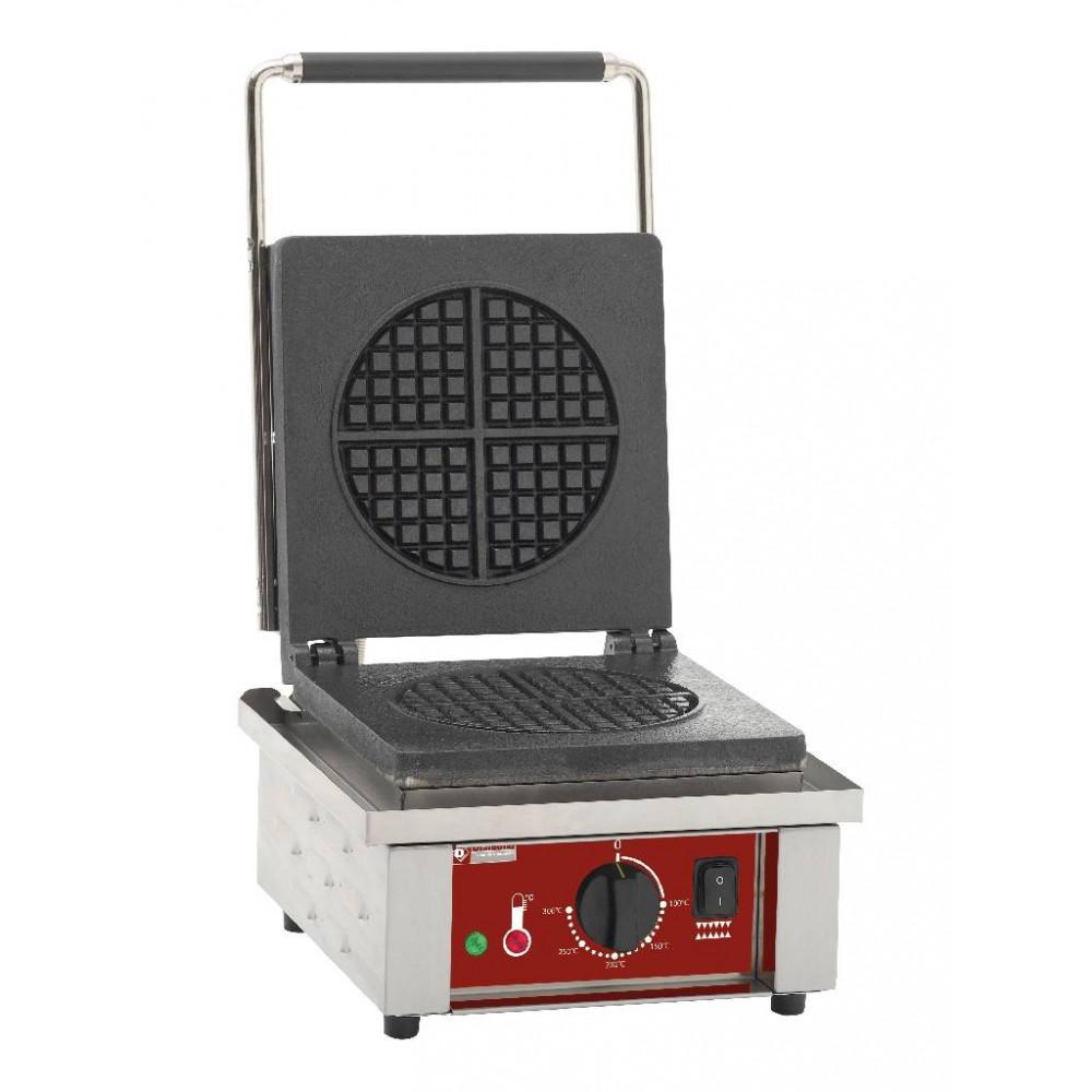 Elektrisch wafelijzer - Voor 4 wafels - GEV-4P - Diamond