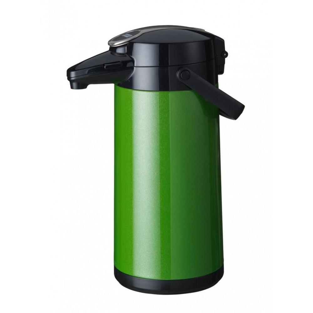 Airpot Furento - 2.2 liter - Groen/RVS - Bravilor