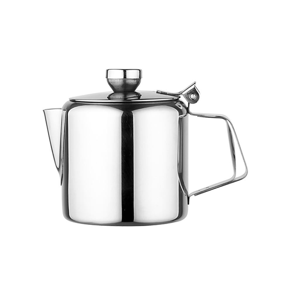 Koffiepot - H 12 CM - 0.16 KG - Ø7 CM - RVS - 0.4 Liter - 861007