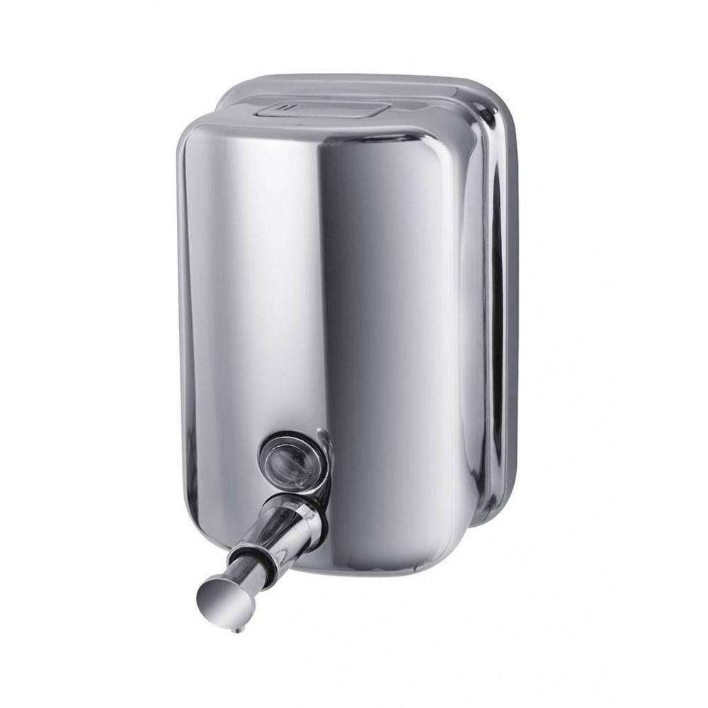Zeepdispenser - Wandmontage - RVS - Promoline
